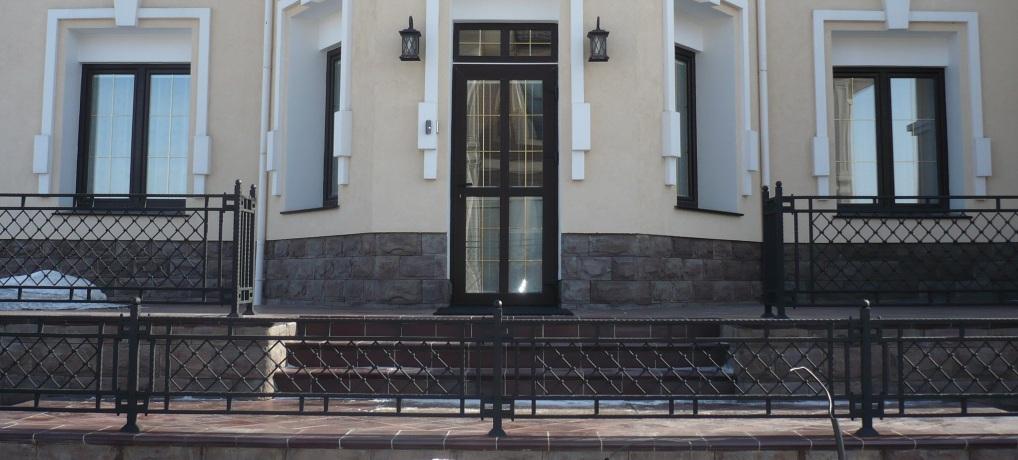 Решетки и ограды